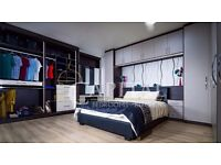 Bespoke Fitted Bedroom - Fitted Wardrobe - Sliding door - kitchen furniture - 30% OFF