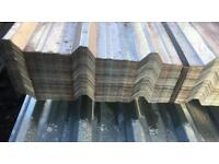 🔨 *New* Box Profile Galvanised Roof Sheets *3M