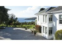 Restaurant and Kitchen staff needed for a beautiful boutique hotel in Cornwall