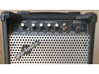 Gear4Music s15g Guitar amp Electric Guitar Amplifier, Practice Amp, 15w, Sounds Great!
