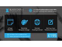 Stunning Professional Website only £195 - 30% Off - Website Designer