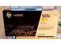 HP Laserjet 507A Toner - Jaune / Yellow