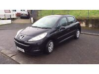 Peugeot 207 1.4 petrol semi-automatic. Reposted due to time wasters!!!