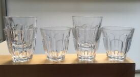 Water Glasses - Set of 6