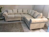 ❤️❤️Brand New Olympia Sofa Set or Sofa Bed, Corner sofa or 3+2+1 seater❤️❤️