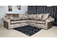 ** LIMITED STOCK ** BRAND NEW GLP DUAL ARM CORNER OR 3+2 SOFA ON SPECIAL OFFER