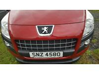 Peugeot 3008 1.6hdi active