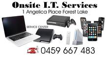Computer & Console Repairs Forest Lake - Onsite I.T. Services Forest Lake Brisbane South West Preview