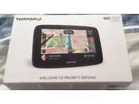 """TomTom GO 520 5"""" Sat Nav with WiFi, TomTom Traffic and World Maps"""