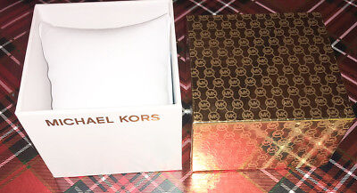 MICHAEL KORS JEWELRY GIFT BOX MK Monogram for BRACELET 8.5cm x 8.5cm x 7cm](Jewelry Gift Boxes Michaels)