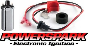 Volvo-Penta-Kit-Accensione-Elettronica-amp-Cromo-Serpentina