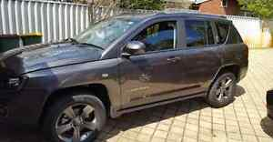 2015 Jeep Compass Wagon **12 MONTH WARRANTY** Moorebank Liverpool Area Preview