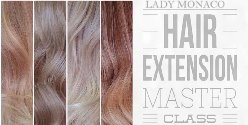 Hair Extension Training Course For Business Start Up Melb Classes