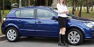 Holden Astra 2005 Hunters Hill Hunters Hill Area Preview