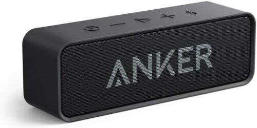 Anker Soundcore Portable Stereo Bluetooth Speaker w/ Alexa Waterproof 24h Play