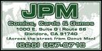 JPM Comics and Games