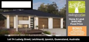 ENTER THE MARKET NOW WITH THIS AFFORDABLE  Dual Occupancy  IN LE Leichhardt Ipswich City Preview