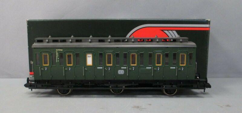 Marklin 5804 One Gauge DM 2nd Class Passenger Car EX/Box