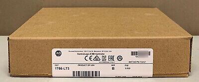 New Sealed Allen-bradley 1756-l73 B Controllogix Logix5573 Processor 8 Mbytes