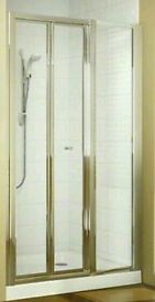 Mira ace inline shower panel 400mm