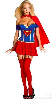 Super Girl Costume for Women](Supergirl Costumes For Women)