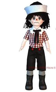 Living-Dead-Dolls-ROTTEN-SAM-Collector-Doll-NEW-In-Box-Limited-Edition-Sold-Out