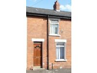 Donegal Road - Fully furnished 2 bedroom terrace house to rent - £445 per month