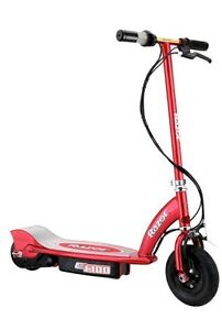 Razor-E100-Motorized-Electric-Boys-Scooter-Red