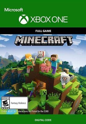 MINECRAFT (XBOX ONE) Global Key Xbox Live | Best Xbox Game | Instant Delivery