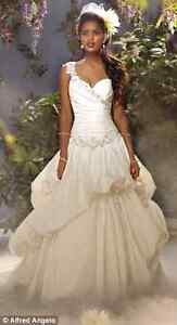 Alfred Angelo Disney Princess inspired wedding gown