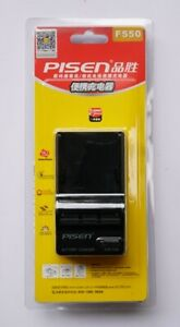 Battery Chargers for Canon/Nikon/Sony Camera / Video /led light