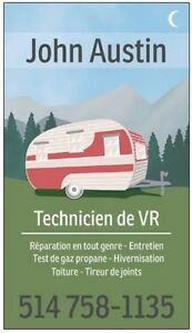 Repair RV - Recrational Vehicule