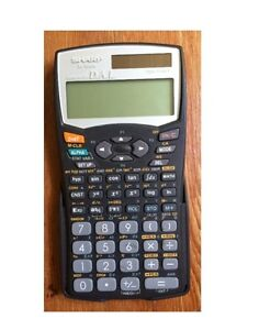 SHARP Scientific Calculator - $10