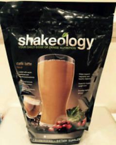 Shekeology Café latté