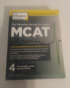 The Princeton Review Complete MCAT 2015