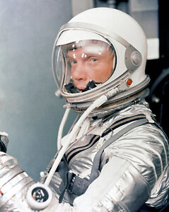 1962 Space Astronaut JOHN GLENN Glossy 8x10 Photo Print Poster Friendship 7