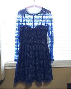A. Drea Blue dress - NEVER WORN Windsor Region Ontario image 2
