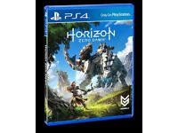 HORIZON: ZERO DAWN STANDARD EDITION - PS4 - NEW & SEALED!!