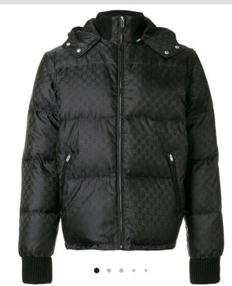 3339c2503 BRAND NEW GUCCI JACQUARD PADDED JACKET FOR SALE!! | in ...
