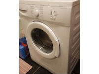 Beko washing machine. 14 mth old in excellent condition. Can drop off free if local.