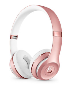 Beats Solo3 Wireless Headphones (SEALED BRAND NEW)- ROSE GOLD