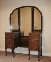 Antique Dressing Table / Vanity