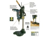 HEAVY DUTY DRILL STAND RECORD POWER DMS26 WITH MORTICE
