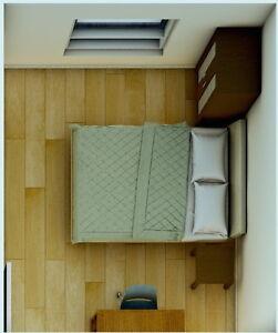Fully Furnished Luxury Bedroom near Fanshawe