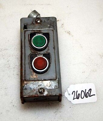 Allen Bradley Startstop Switch Inv.26062