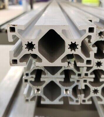 T-slot 1530-ls Aluminum Extrusion Pipe 1.5 X 3 6-open Slots 48 L