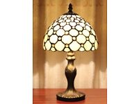 Tiffany Coffee table / bedroom lamp purchased from qvc