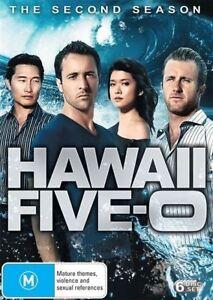 Hawaii 5-O : Season 2 (DVD, 2012, 6-Disc Set) BRAND NEW & SEALED