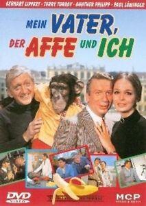 Franz-Antel-MEIN-VATER-DEL-MONO-y-amp-ICH-Heinz-Rafiei-GUNTHER-PHILIPP-DVD-nuevo
