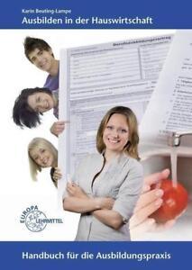 Ausbilden in der Hauswirtschaft, Karin Beuting-Lampe